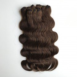 EXTENSIONES COLOR CHOCOLATE