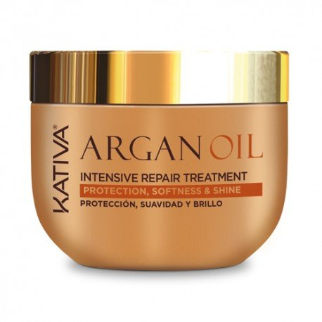 Mascarilla tratamiento intensivo argan oil